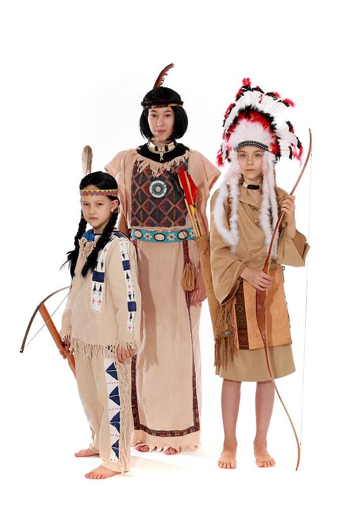 Akki Fundus, Indianer