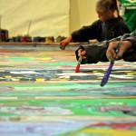 Akki Kinder Drachen Kunst