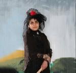 """Vorlage: De Goya y lucientes, """"Bildnis Marianne Waldstein"""""""