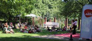 Sommertheater im Park